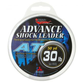 Linha de Pesca Eupro At - Advance Shock Leader 30lb 45 metros