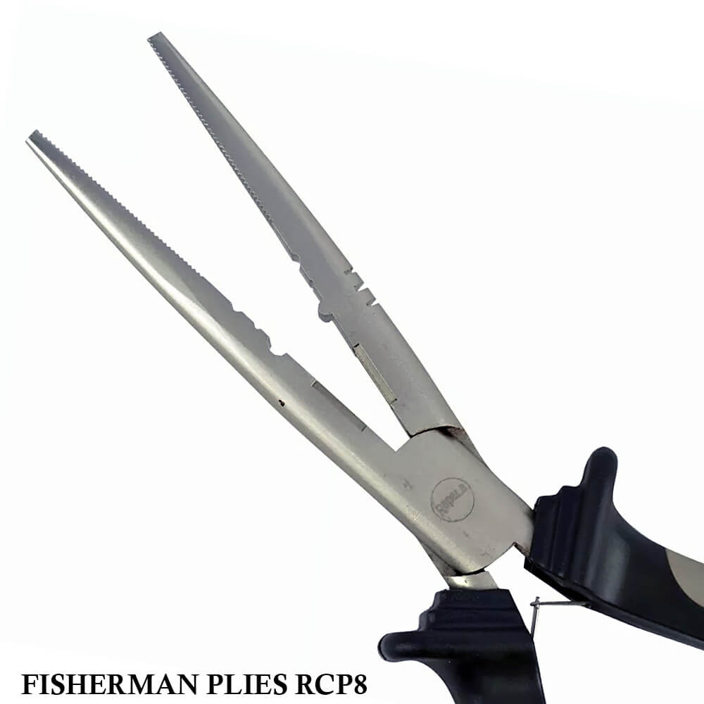 Alicate Rapala Fisherman Plies RCP8 Pince Eco 21,5 cm