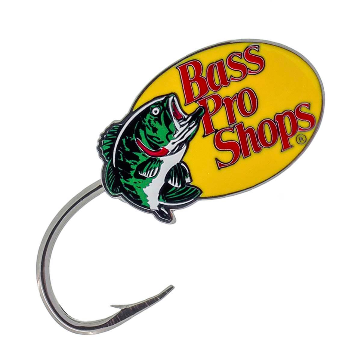 Anzol Eagle Claw Para Boné Hat Hook Tie Clasp