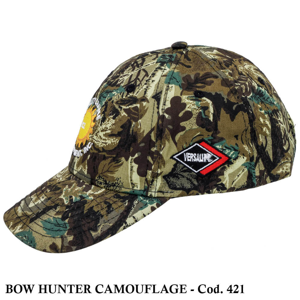 Boné Americano Bow Hunter Camouflage - Cod. 421