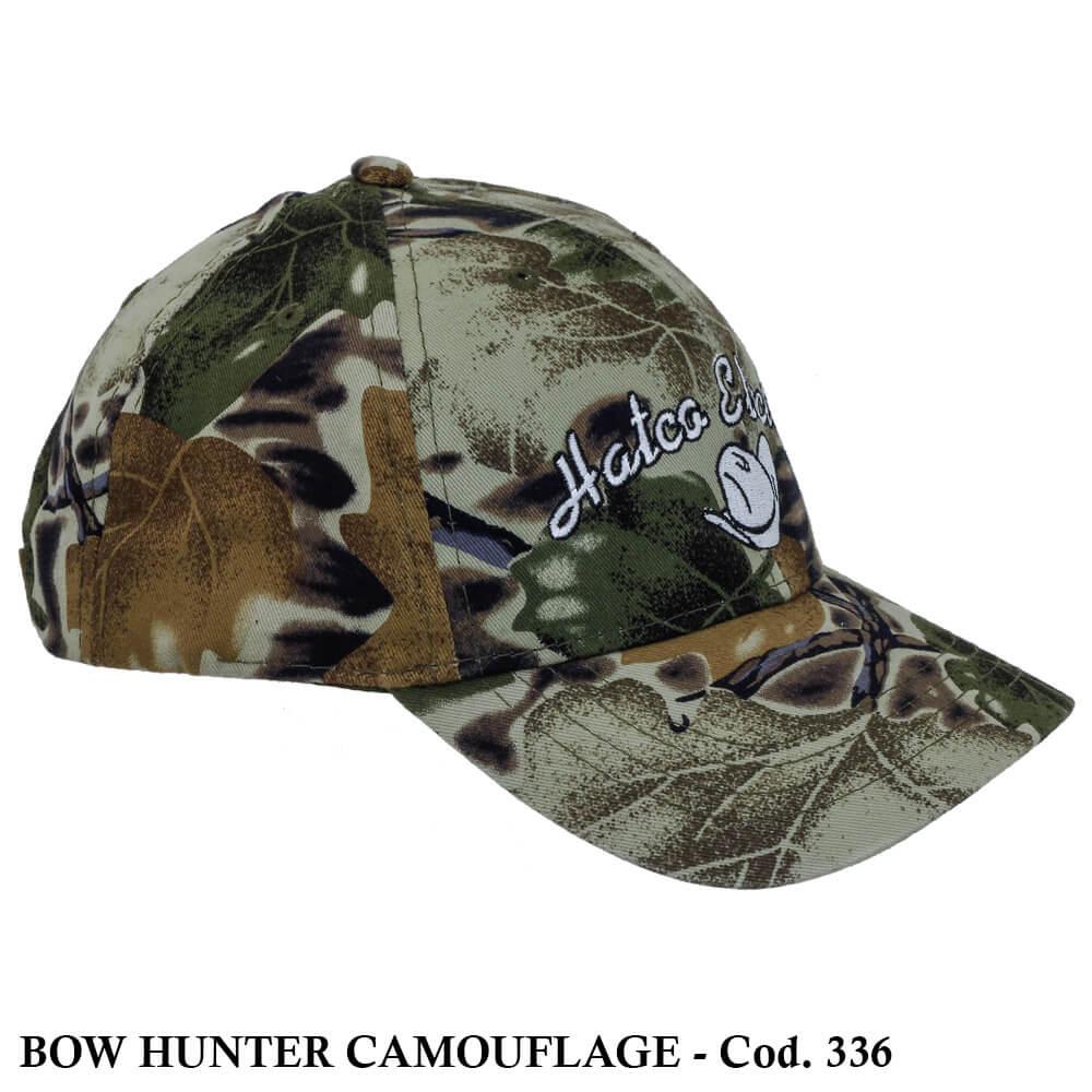 Boné Americano Bow Hunter Camouflage Headliner - Cod. 336