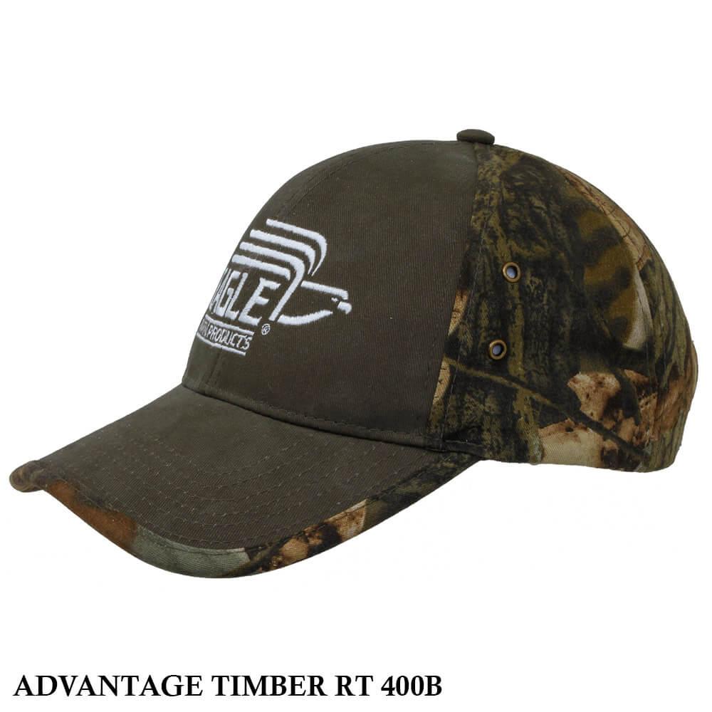 Boné Americano Camo Hunting Advantage Timber - Cod. 399