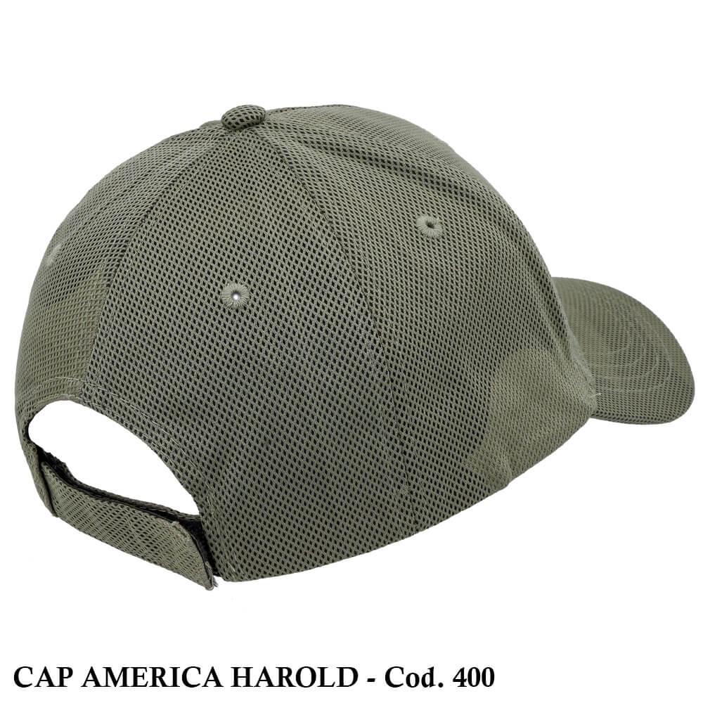 Boné Americano Harold - Cod. 400
