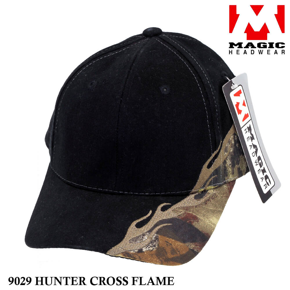 Boné Magic Headwear Hunter Cross Flame - 9029