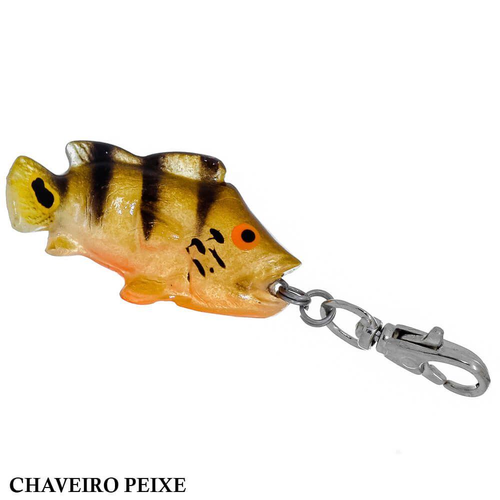 Chaveiro Isca Artificial Peixe Perfect Lure