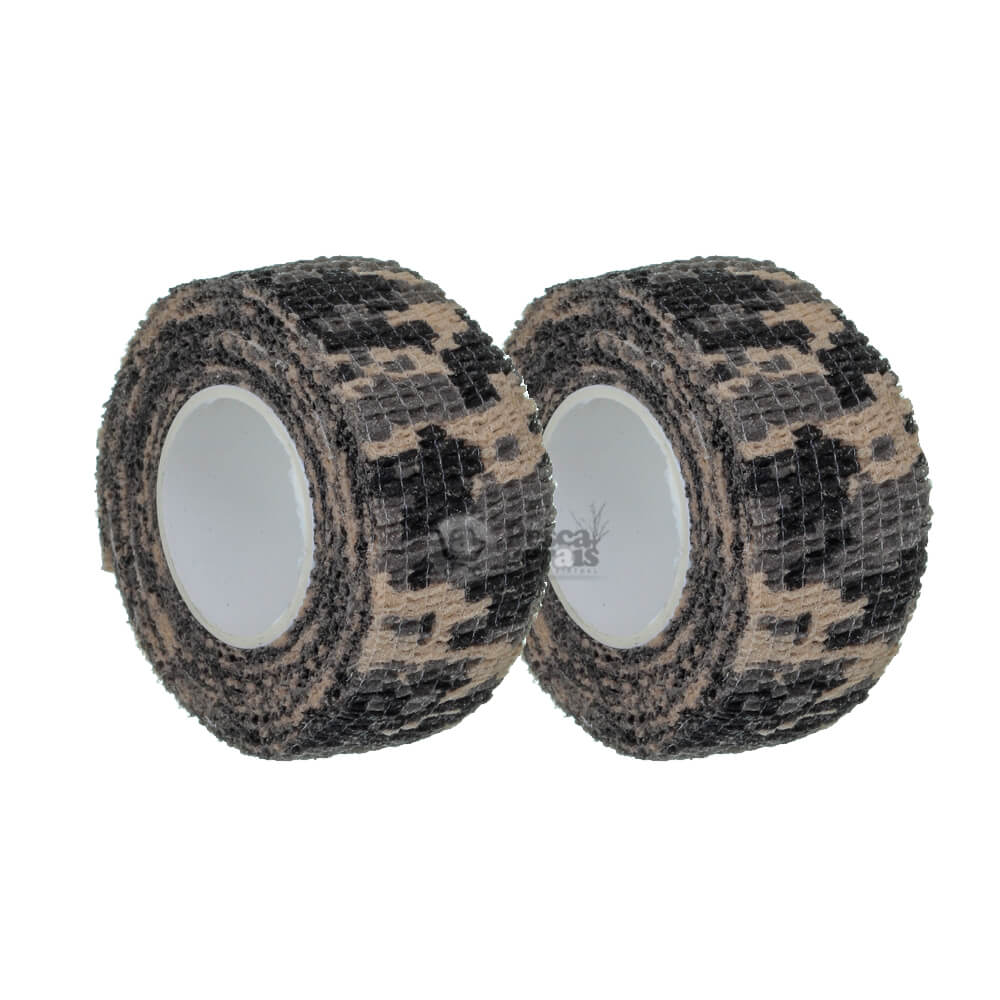 Fita Albatroz Camuflagem Proteção dos Dedos Slim 02 unidades