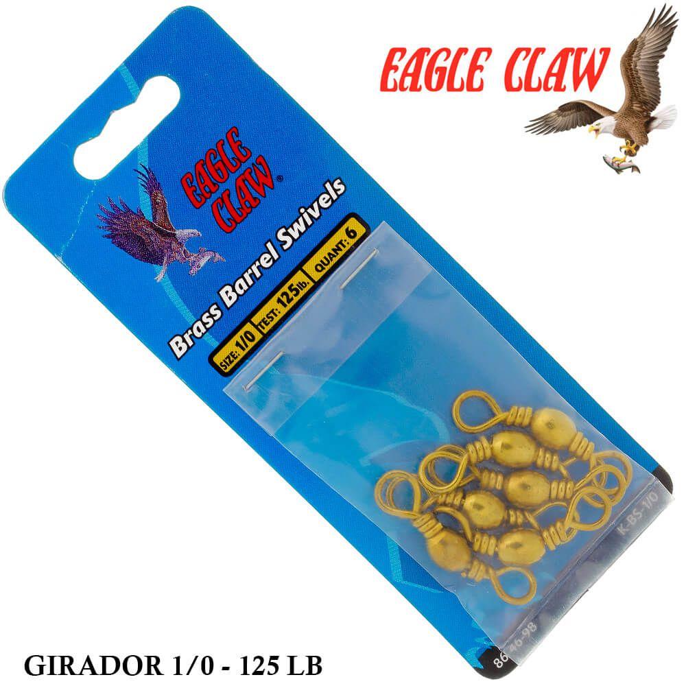 Girador Eagle Claw K-bs - 1/0