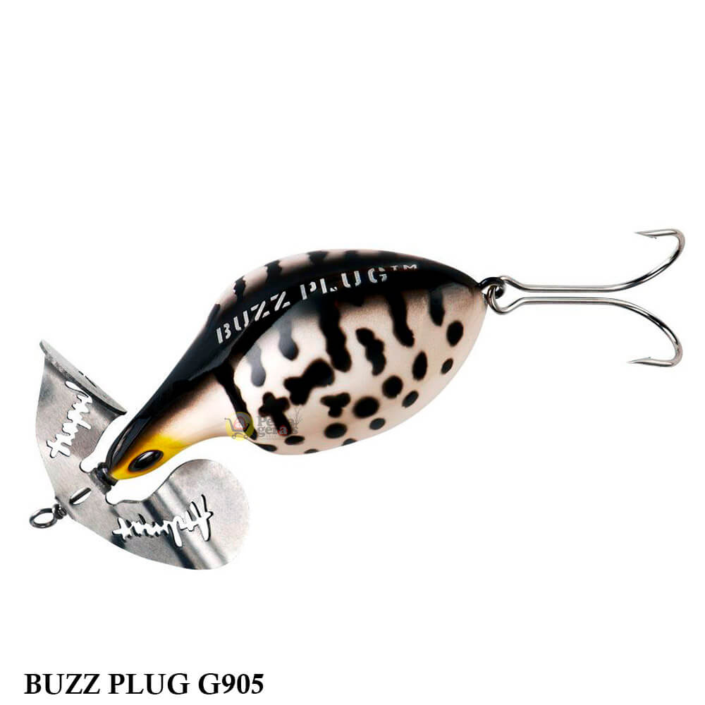 Isca Arbogast Buzz Plug G905 | 7,30cm - 28,5gr
