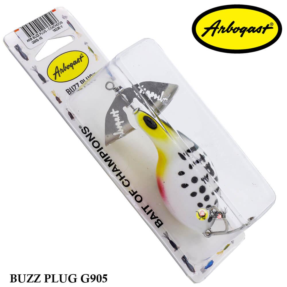 Isca Arbogast Buzz Plug G905   7,30cm - 28,5gr