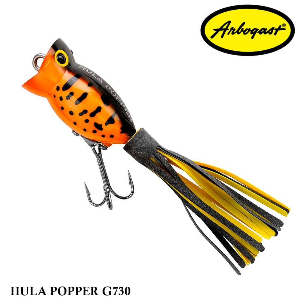 Isca Arbogast Hula Popper G730 | 3,17cm - 3,0gr