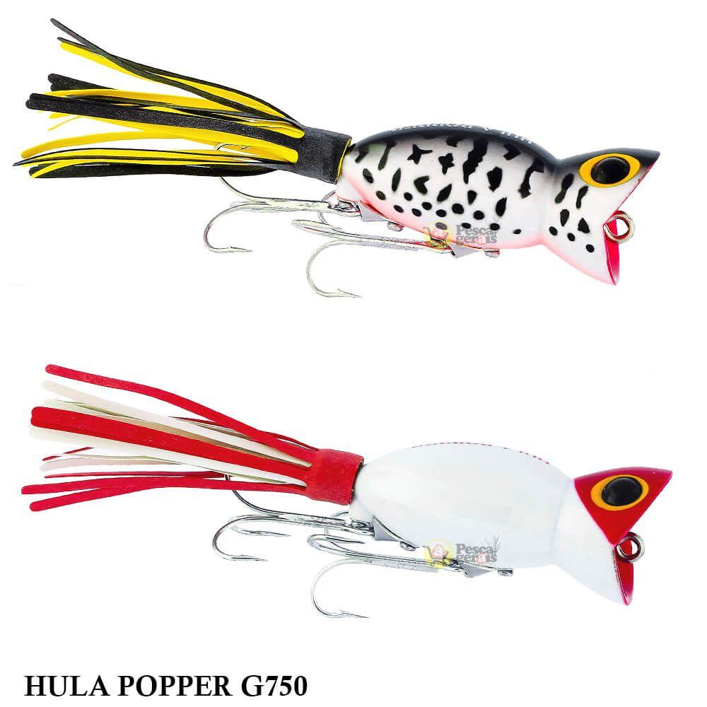 Isca Arbogast Hula Popper G750 | 5,7cm - 17,8gr