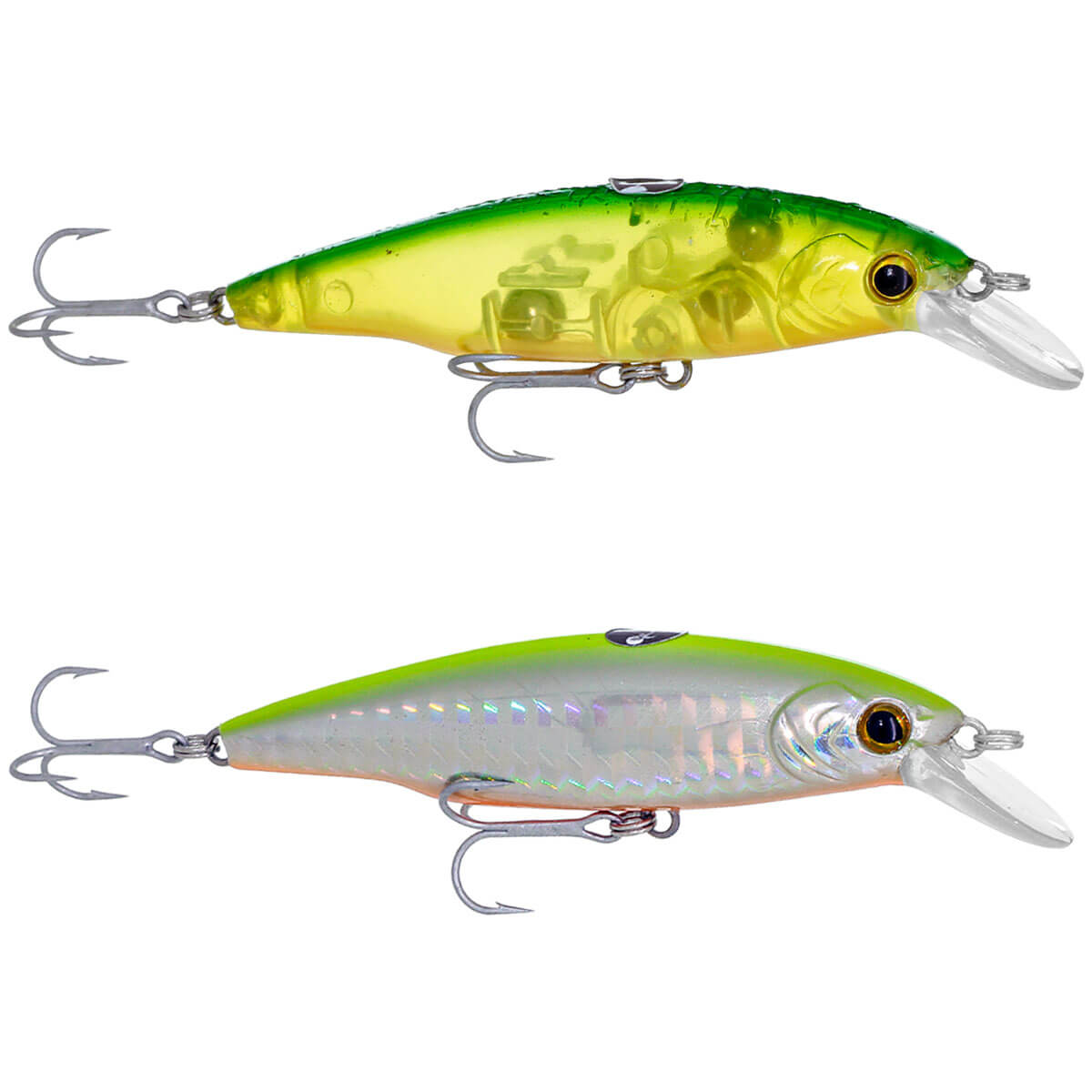 Isca Artificial Tropical Fishing T-X3   8cm - 12g