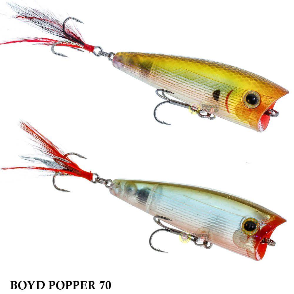 Isca BD Series Boyd Popper BDP70 | 7,0cm - 14,0gr