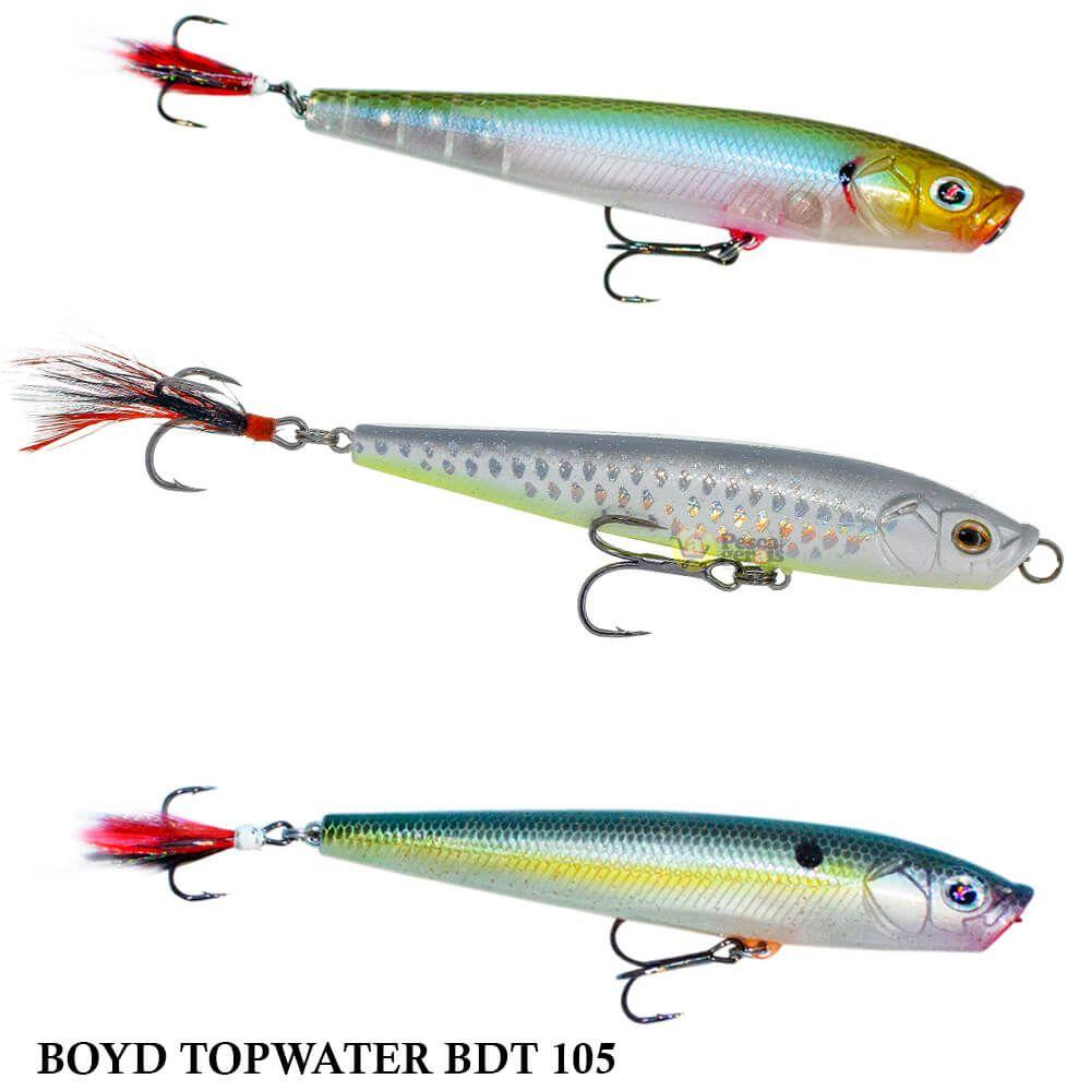Isca BD Series Topwater BDT105 | 10,5cm - 13,0gr