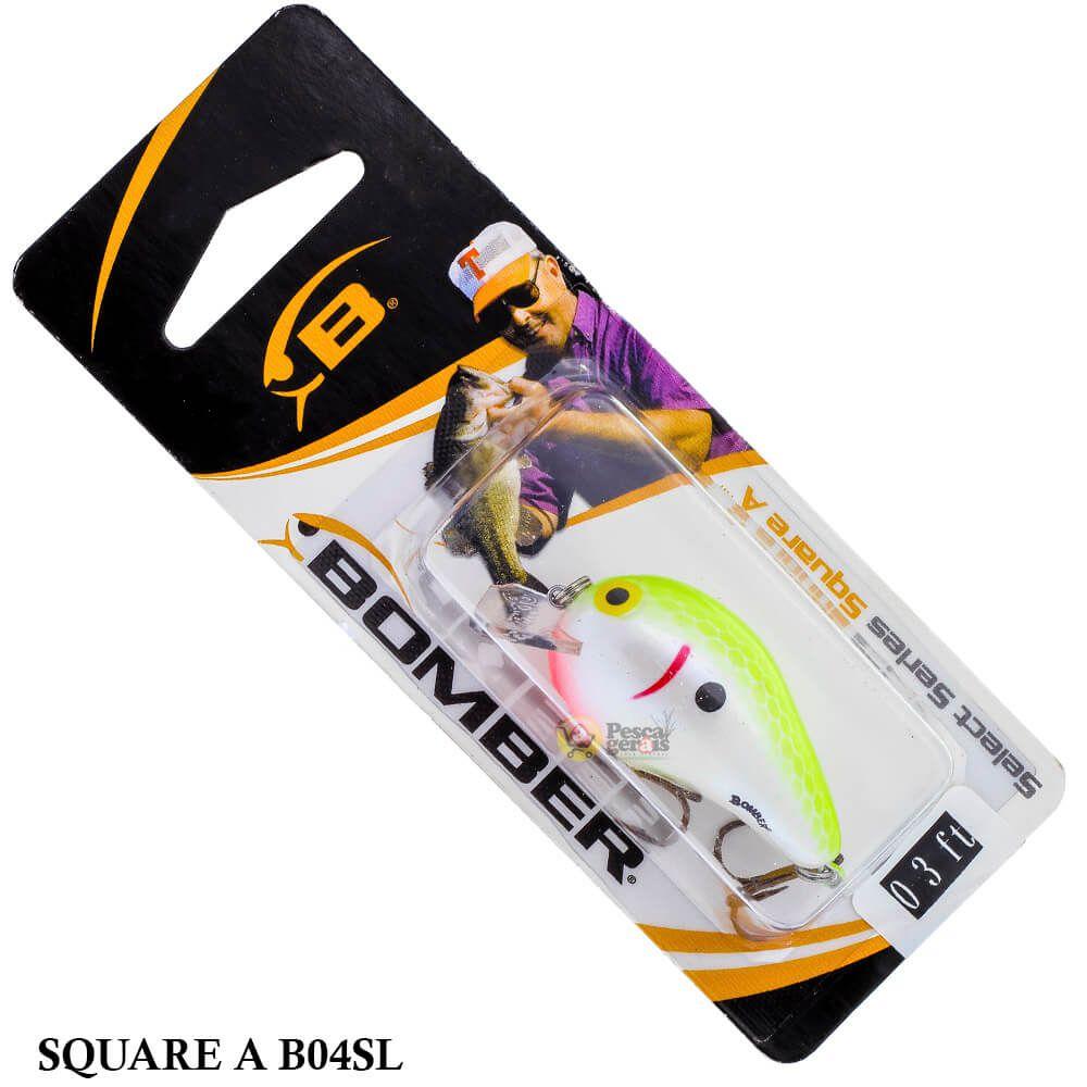 Isca Bomber Square A B04SL | 4,0cm - 7,0gr