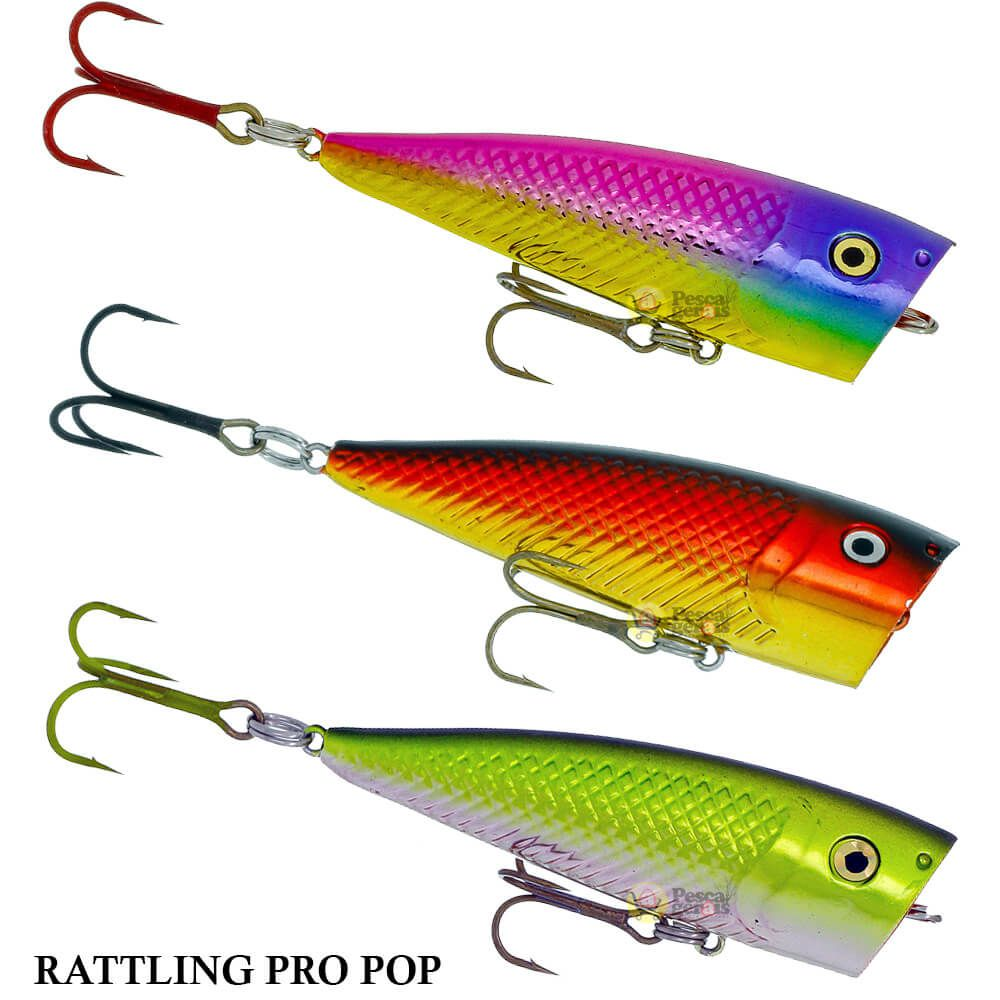 Isca Bull Dog Rattling Pro Pop | 6,5cm - 14,0gr