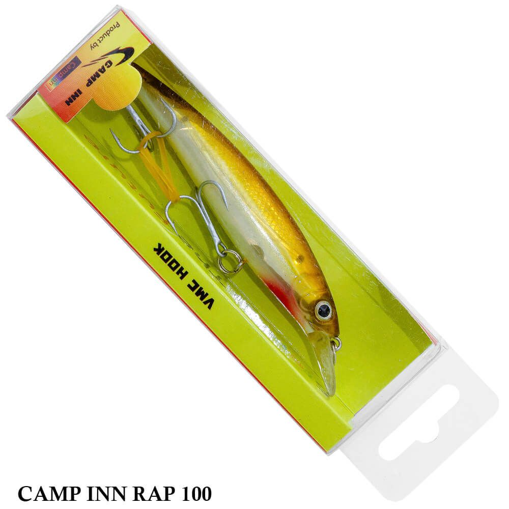 Isca Camp Inn Rap 100 | 10,0cm - 14,0gr