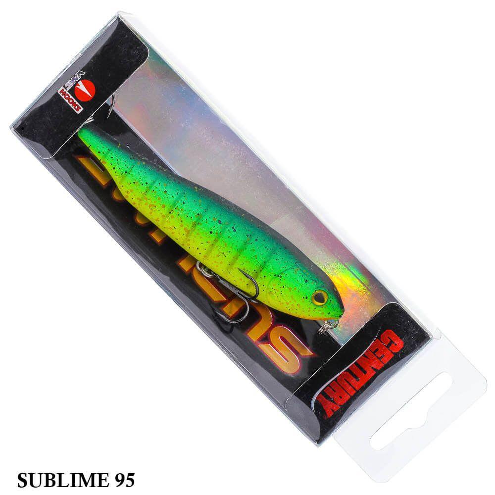Isca Century Sublime 95 | 9,5cm - 14,0gr