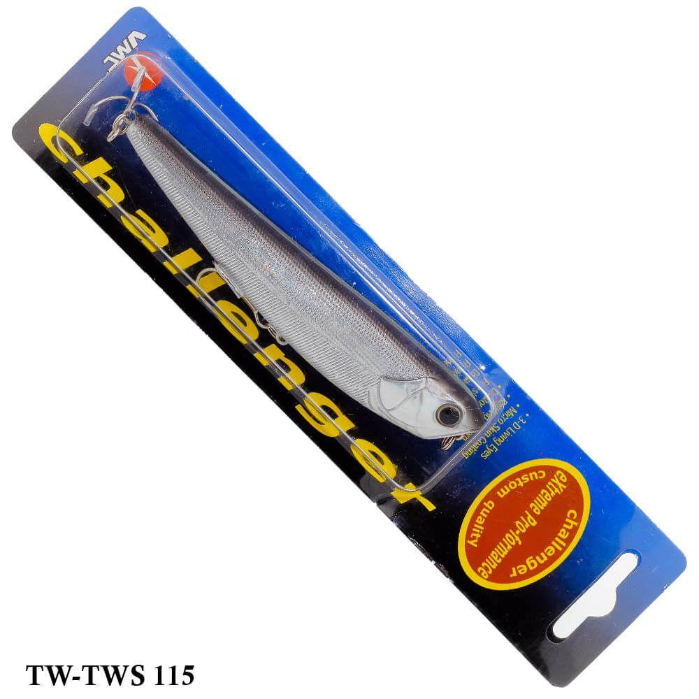 Isca Challenger TW-TWS 115 | 11,5cm - 22,0gr