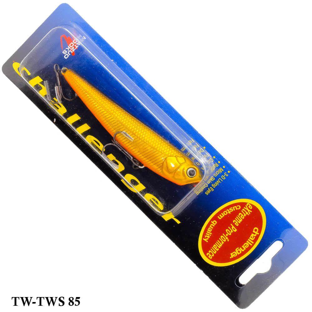 Isca Challenger TW-TWS 85 | 8,5cm - 8,0gr