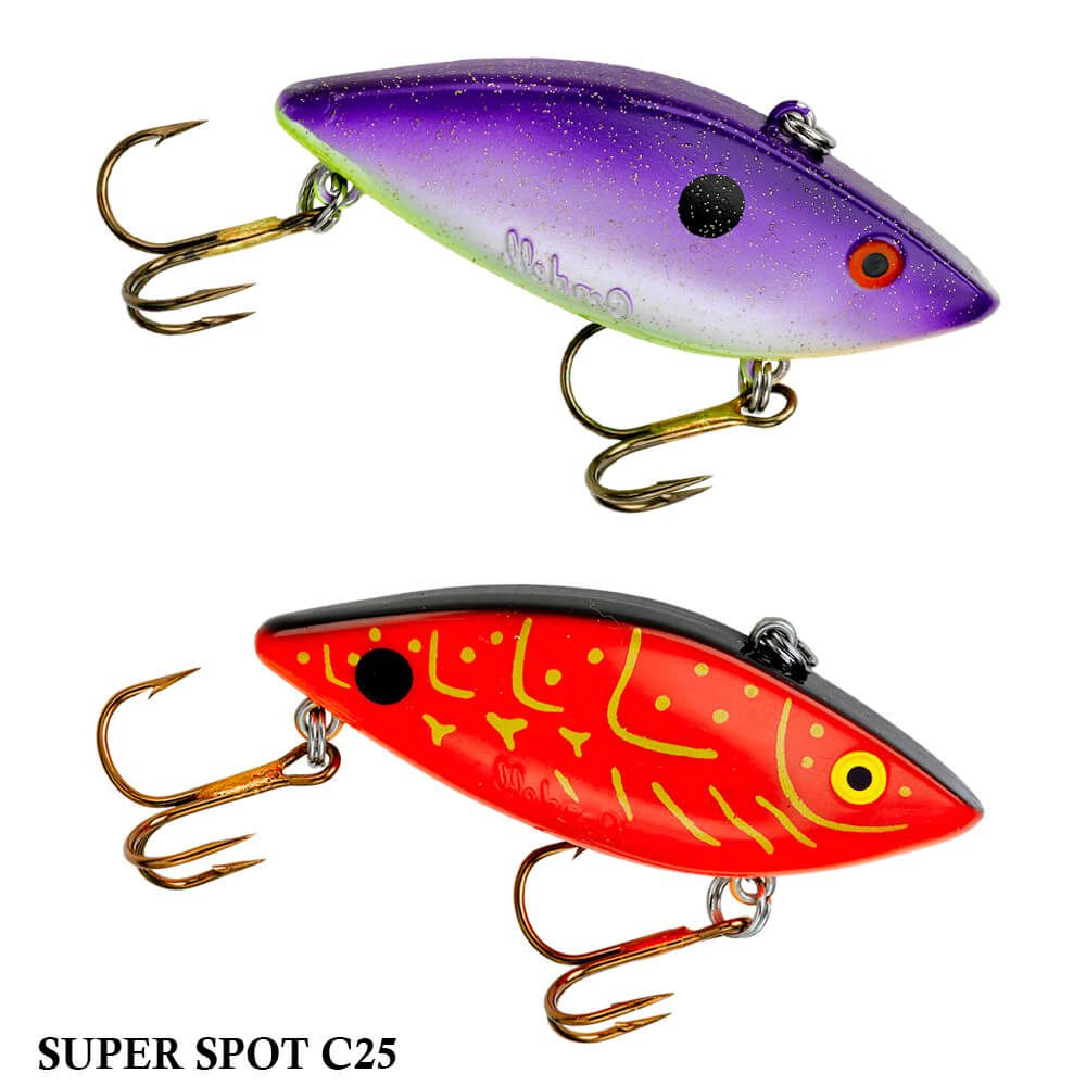 Isca Cotton Cordell Super Spot C25 | 7,5cm - 14,0g