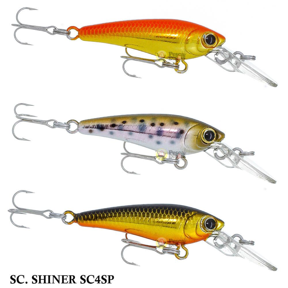 Isca Artificial Daiwa SC Shiner SC4SP | 4,0cm - 2,5gr
