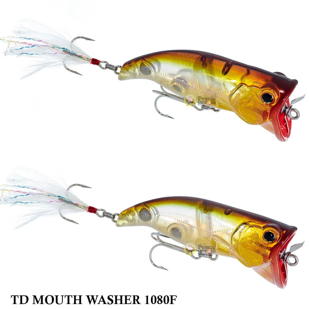 Isca Daiwa TD Mouth Washer 1080F | 7,5cm - 13,0gr