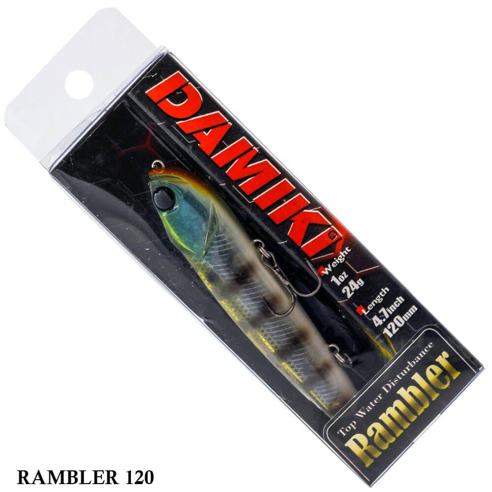 Isca Damiki Rambler 120 | 12,0cm - 24,0gr