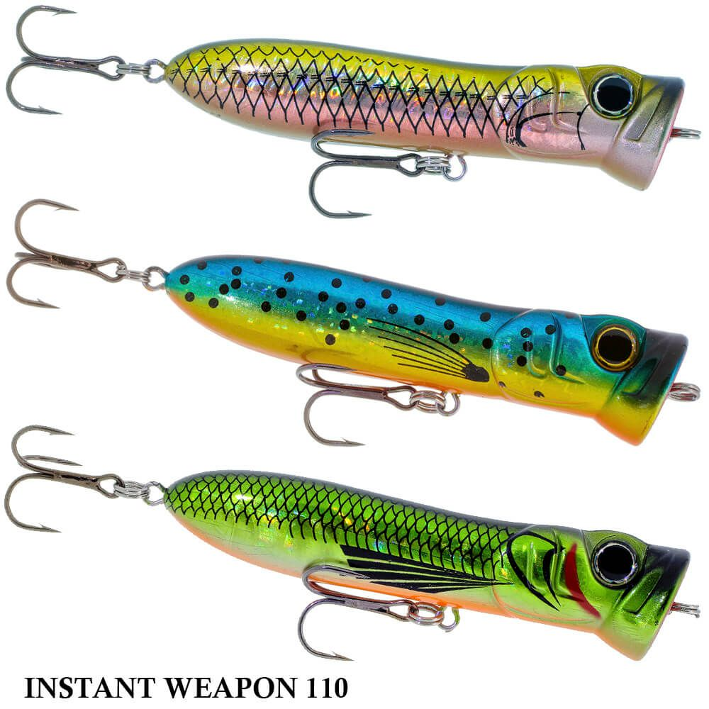 Isca FFT Lures Instant Weapon 110 | 11,0cm - 30gr