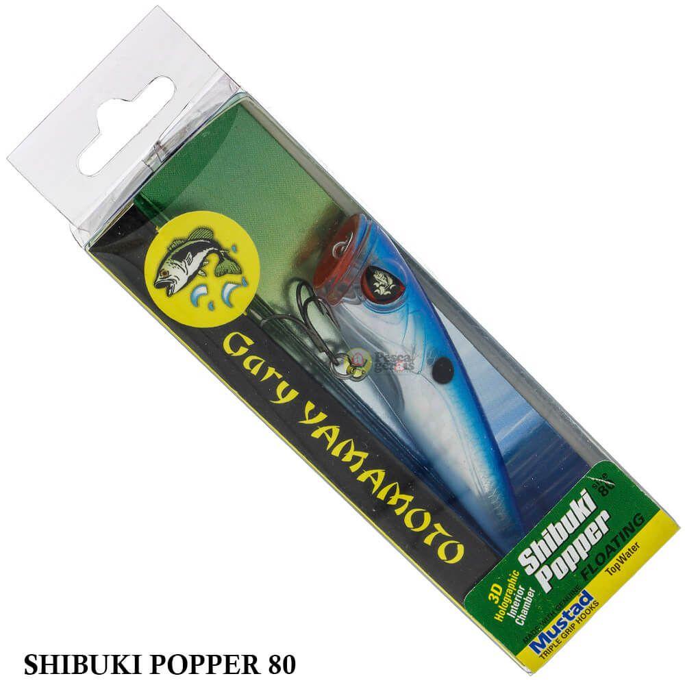 Isca Gary Yamamoto Shibuki Popper 80 | 8 ,0cm - 13,0gr