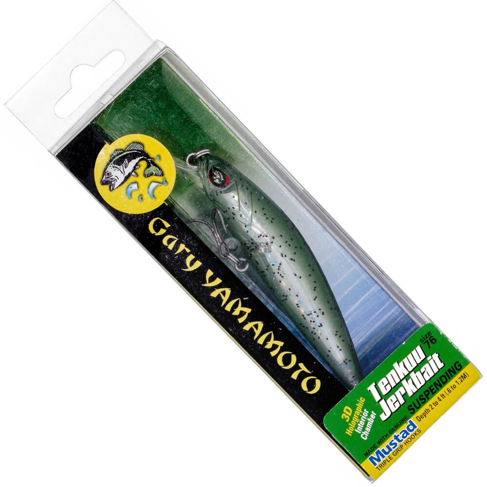 Isca Gary Yamamoto Tenkuu Jerkbait SP 76 | 7,6cm - 8,0gr