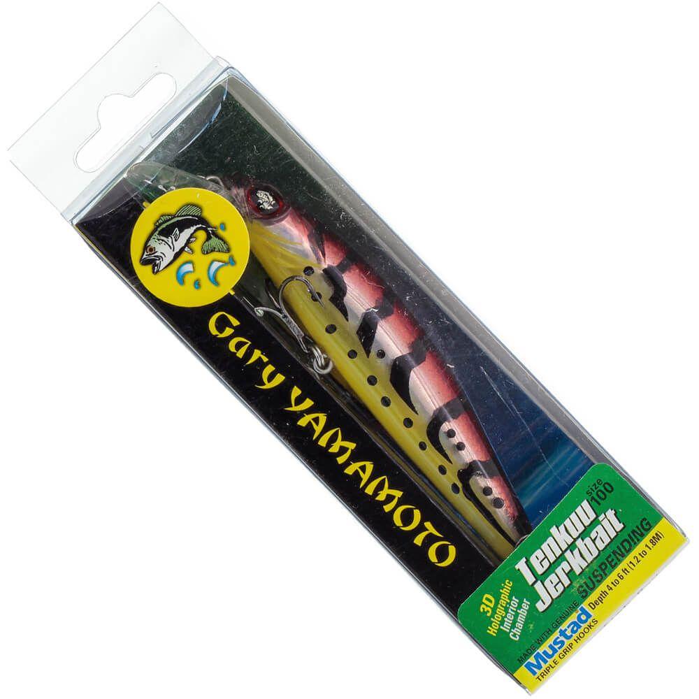 Isca Gary Yamamoto Tenkuu Jerkbait SP 100 | 10,0cm - 14,0gr