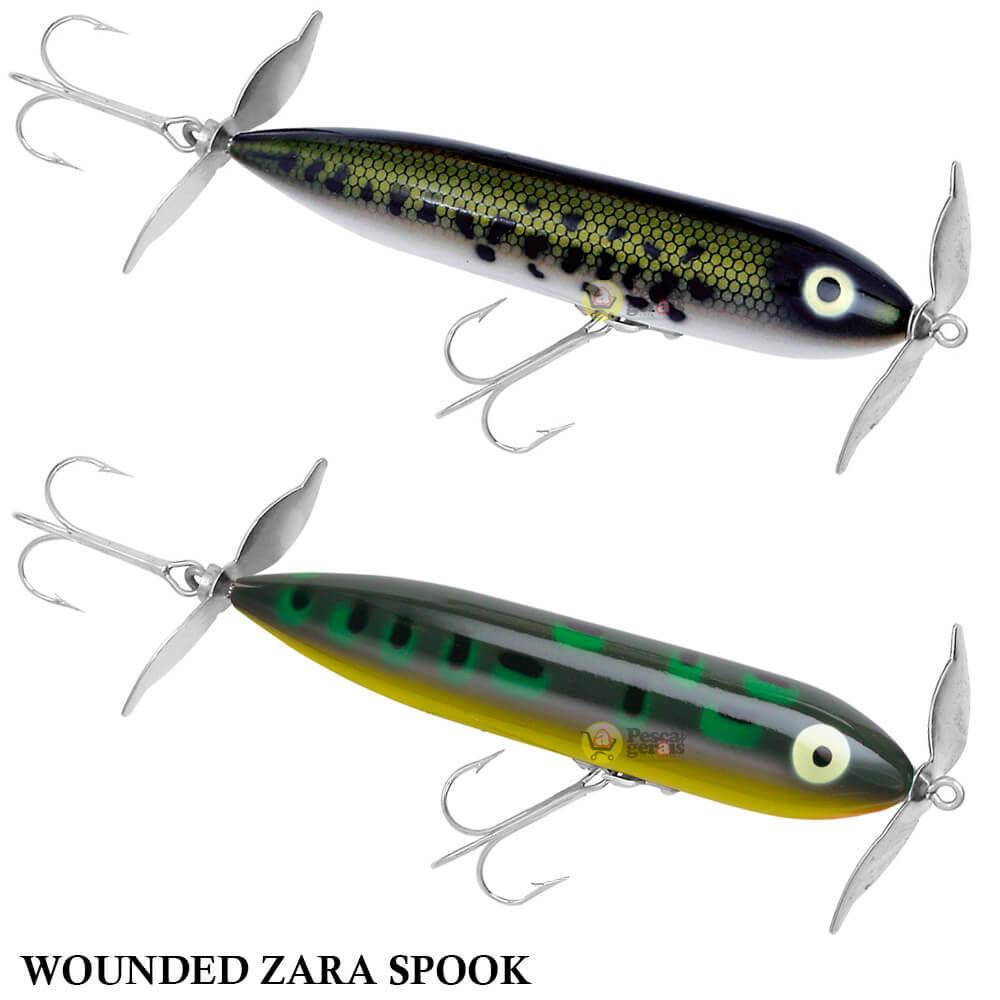 Isca Heddon Wounded Zara Spook XP9255 | 11,0cm - 21,0gr