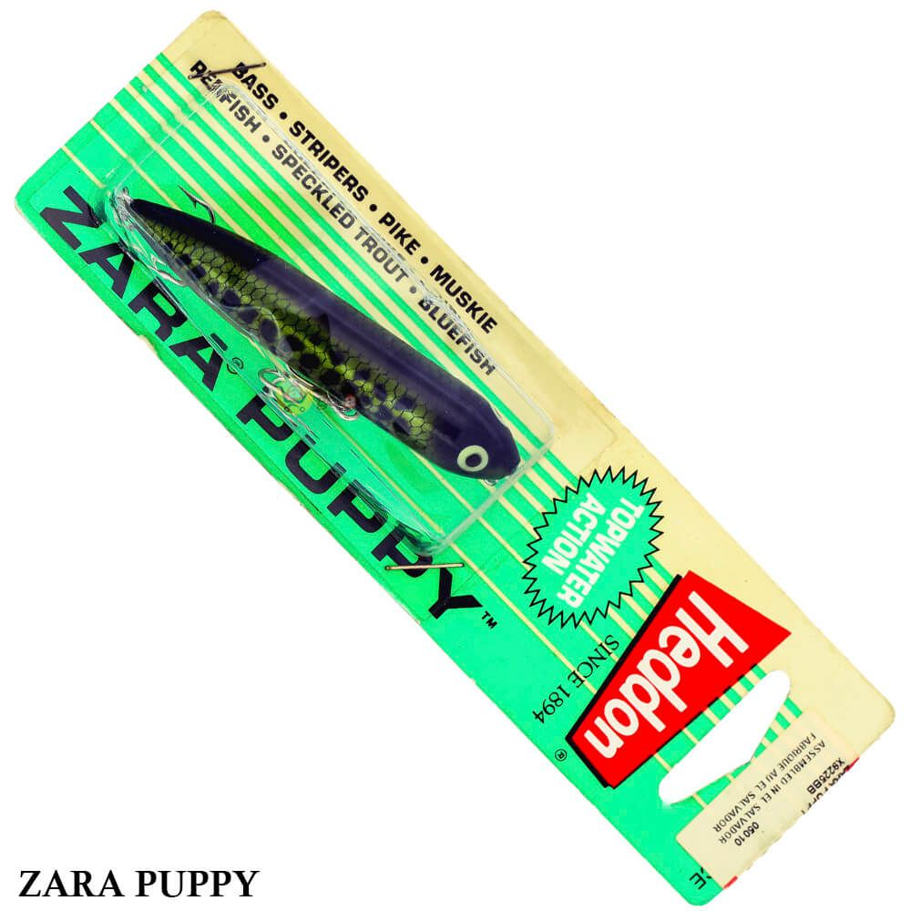 Isca Heddon Zara Puppy | 7,5cm - 7,0gr