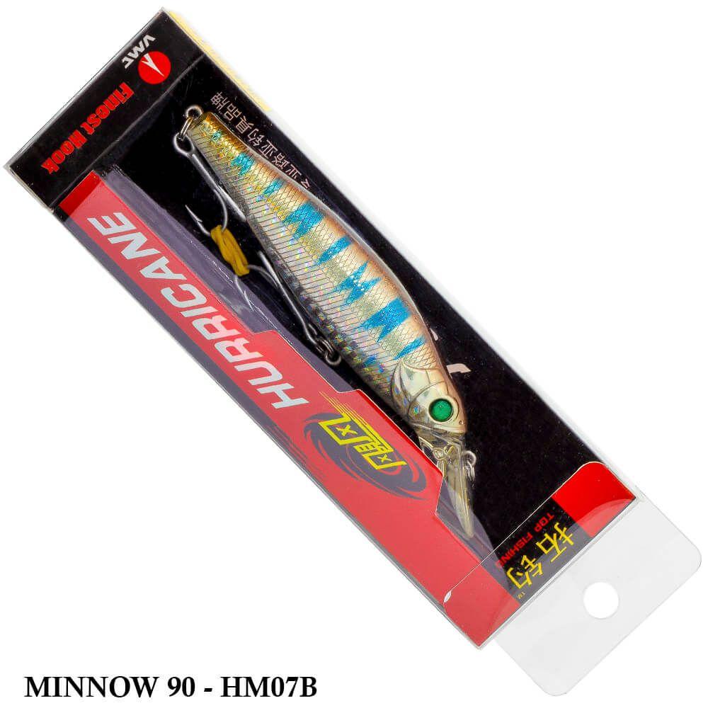 Isca Hurricane Minnow 90 HM07B | 9,0 cm - 16,0 gr