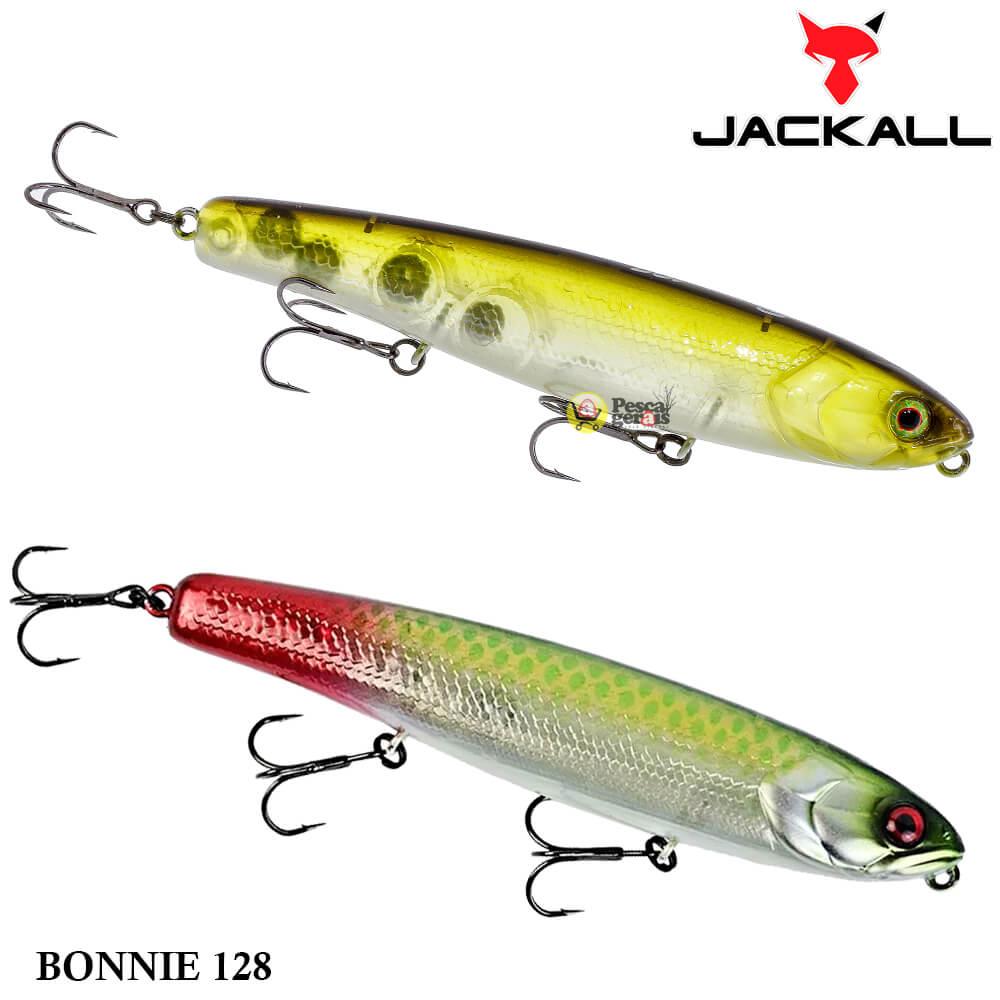 Isca Artificial Jackall Bonnie 128 | 12,8cm - 25,0gr