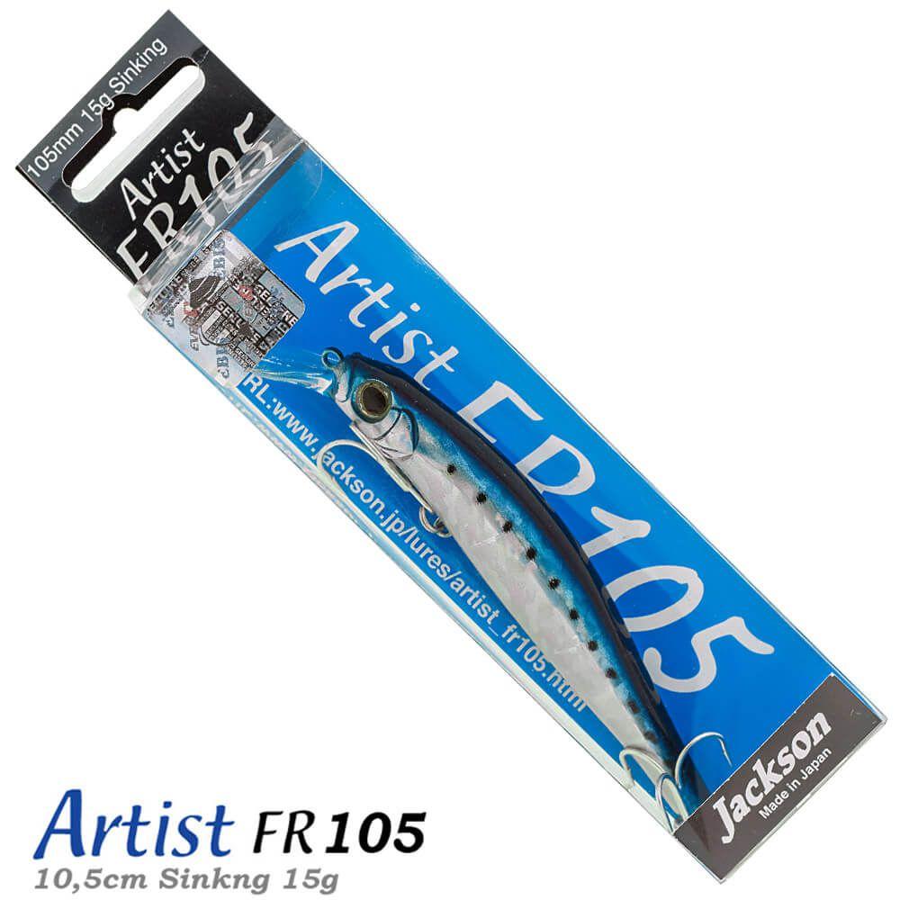 Isca Jackson Artist FR105 S | 10,5cm - 15,0gr