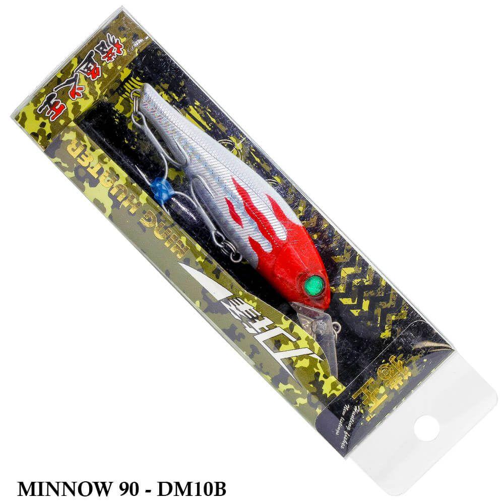Isca King Hunter Minnow 90 - DM10B   9,0cm - 16gr