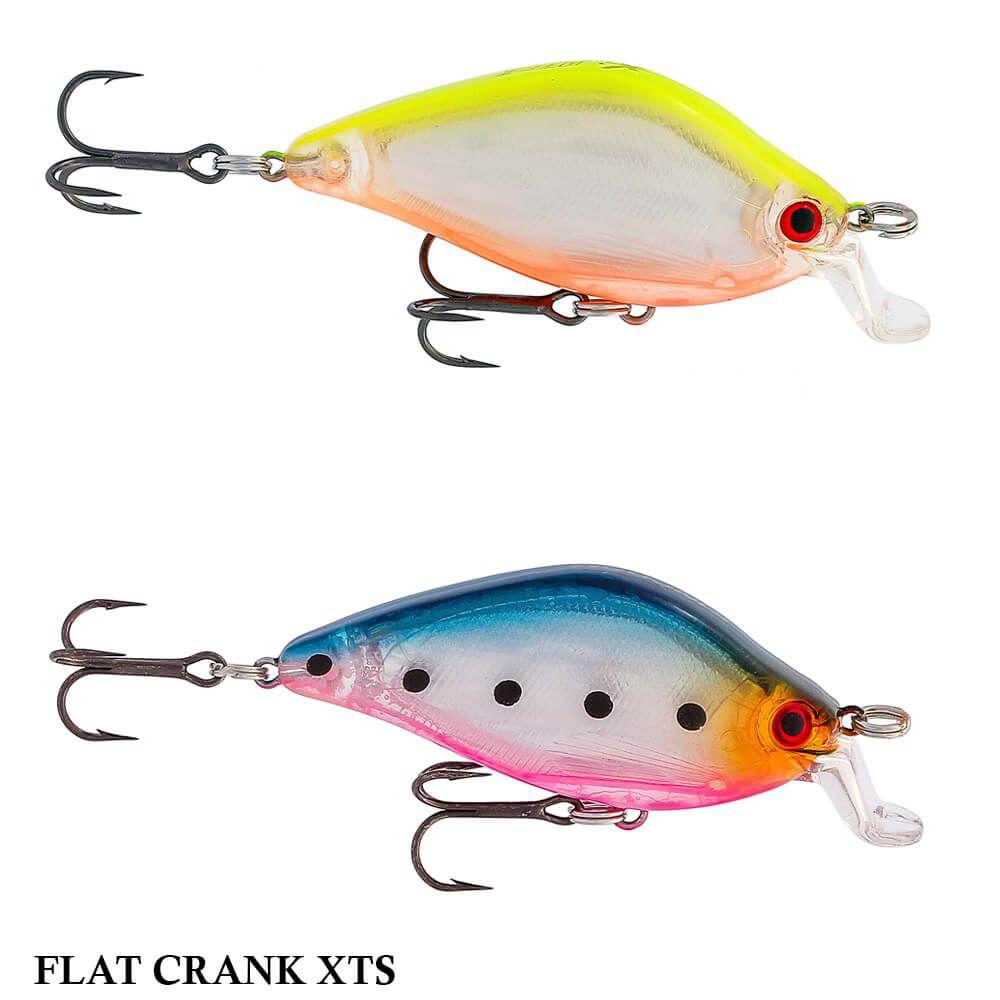 Isca Kingdom Flat Crank XTS 5324 | 5,5cm - 8,6gr