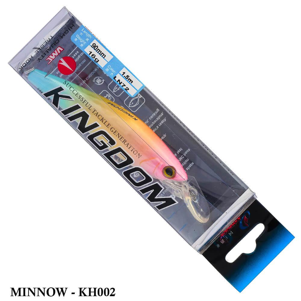 Isca Kingdom Minnow KH002 | 9,0cm - 16,0gr