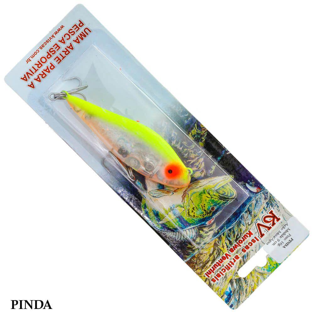 Isca KV Pinda | 9,0cm - 16,0gr