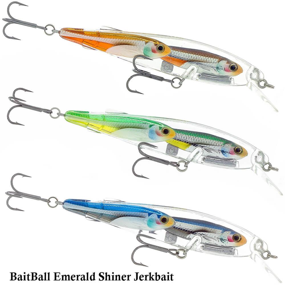 Isca Live Target Bait Ball Series Jerkbait 90   9,0cm - 10,6gr