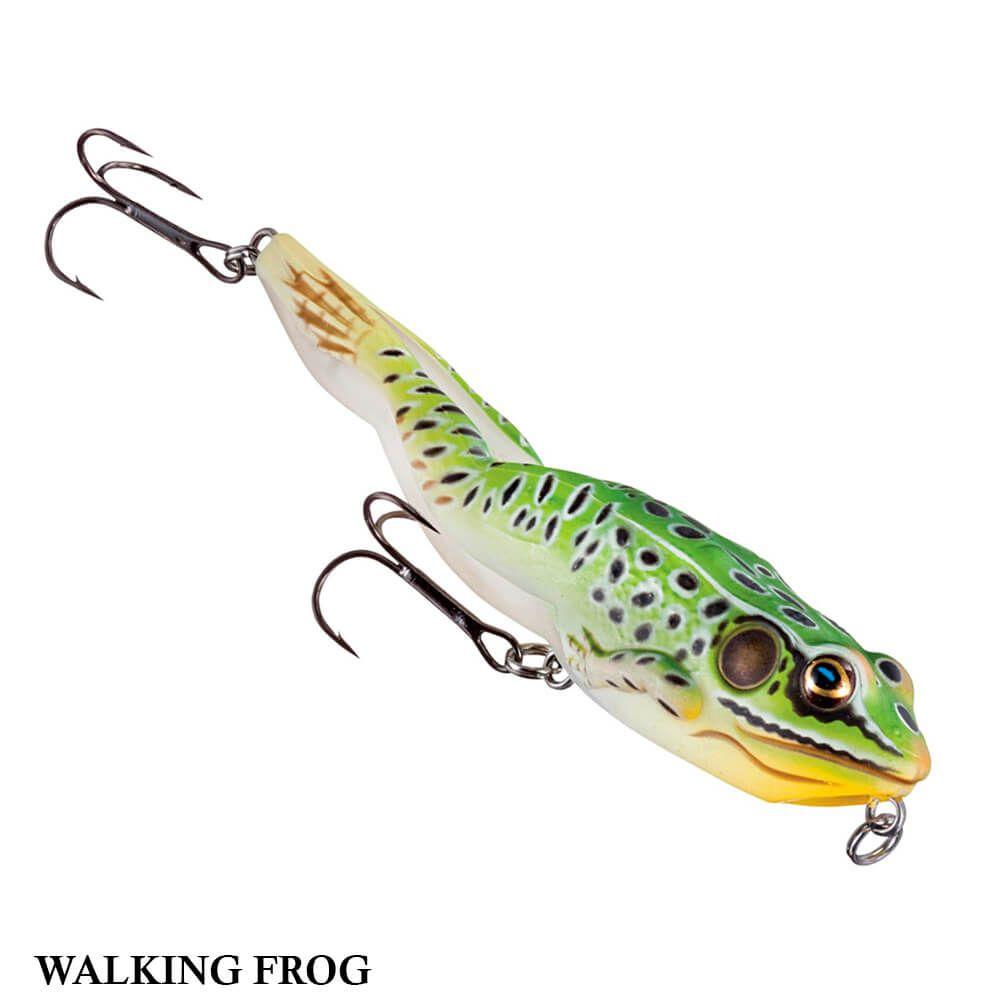 Isca Live Target Frog Walking Bait   10,5cm - 18,0gr