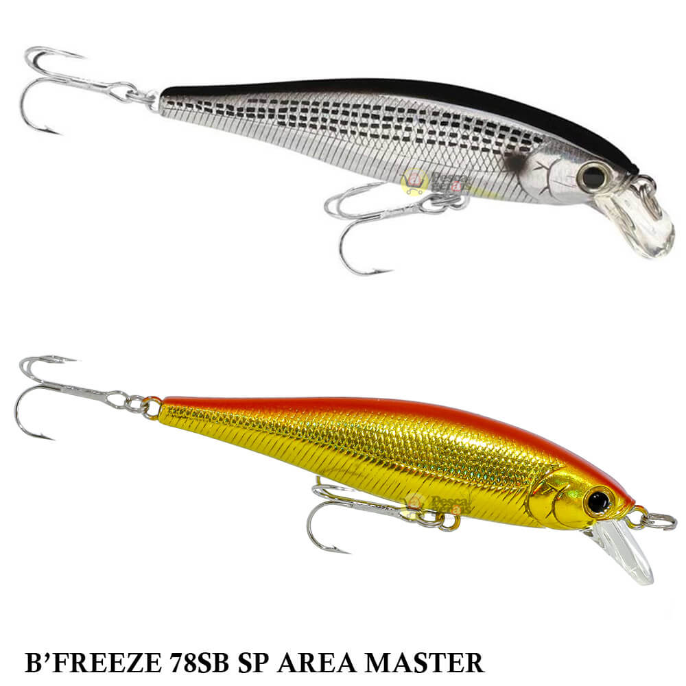 Isca Lucky Craft B'Freeze 78SB SP Area Master | 7,8cm - 9,3gr