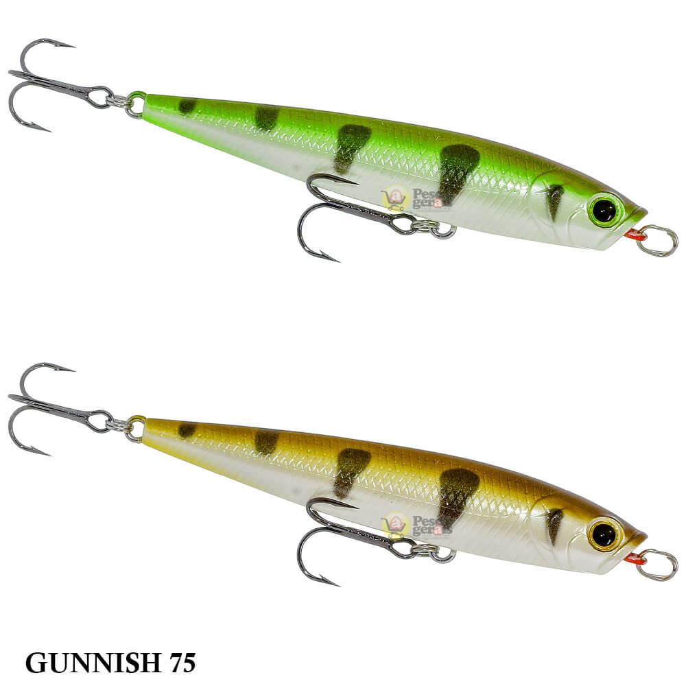 Isca Lucky Craft Gunnish 75 | 7,5cm - 6,5gr