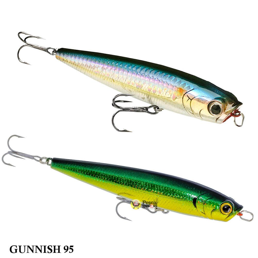 Isca Lucky Craft Gunnish 95 | 9,5cm - 12,0gr