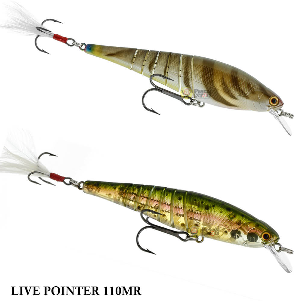 Isca Lucky Craft Live Pointer 110MR | 11,0cm - 16,5gr