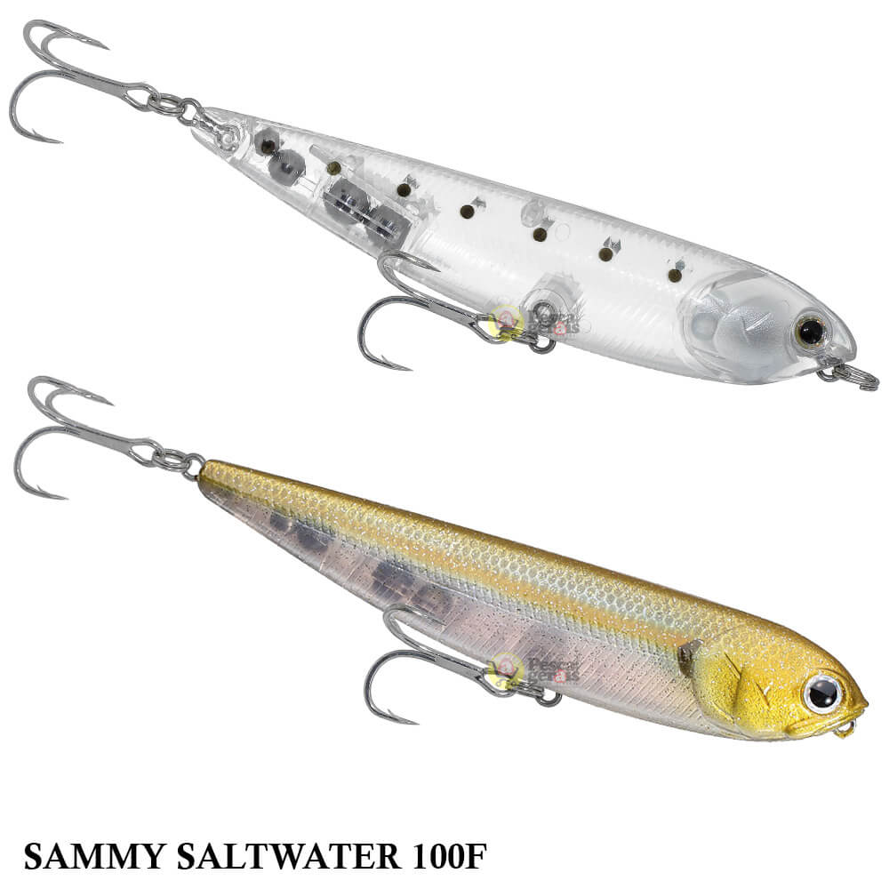 Isca Lucky Craft Saltwater Sammy 100 | 9,85cm - 13,6gr