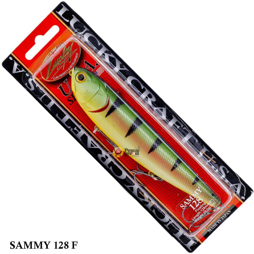 Isca Lucky Craft Sammy 128 | 12,8cm - 28,0gr