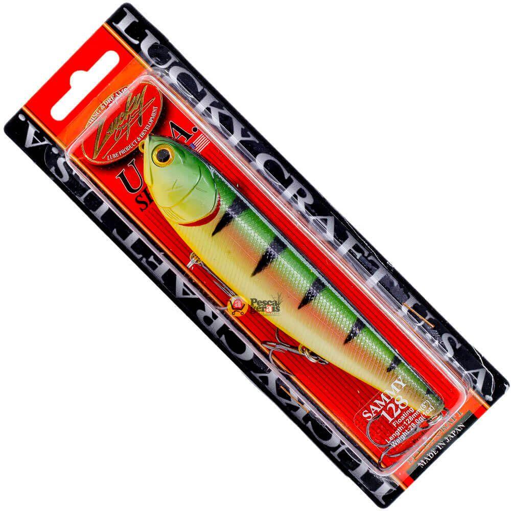 Isca Lucky Craft Sammy 128   12,8cm - 28,0gr